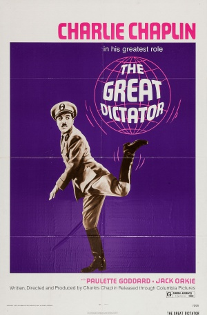 The Great Dictator 1948x2964