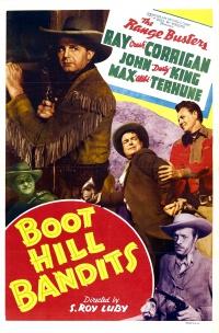 Boot Hill Bandits poster