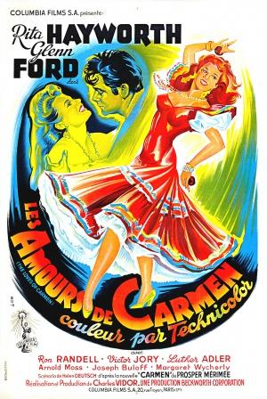 The Loves of Carmen 2007x3000