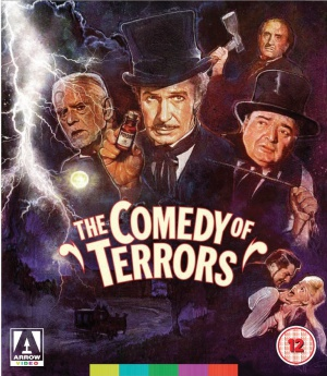 The Comedy of Terrors 732x843