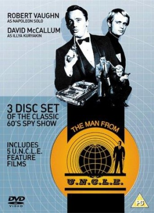 The Man from U.N.C.L.E. 343x475