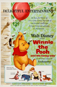 Winnie the Pooh and the Honey Tree poster