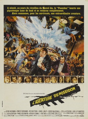 The Poseidon Adventure 2173x2925