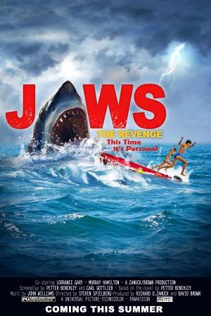 Jaws: The Revenge 2400x3600
