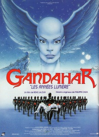 Gandahar poster