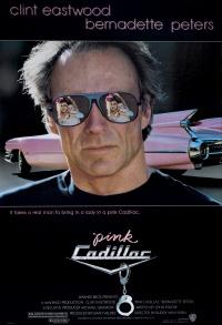 La Cadillac rose poster