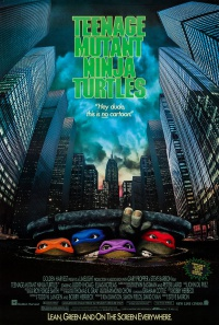 Teenage Mutant Ninja Turtles poster