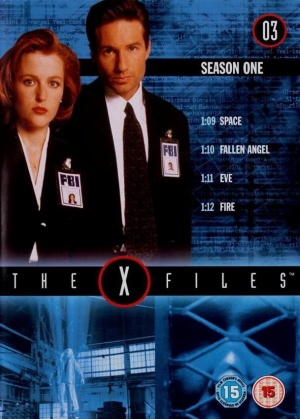 The X Files 609x850