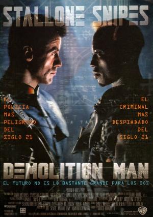 Demolition Man 3300x4700