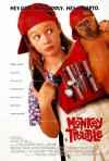 Monkey Trouble poster