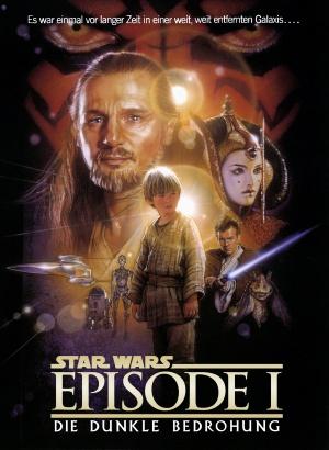 Star Wars: Episodio I - La amenaza fantasma 1651x2257