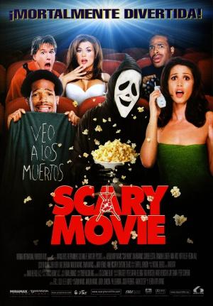Scary Movie 3300x4740