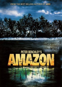 Peter Benchley's Amazon poster