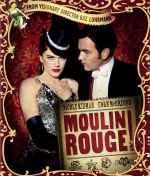 Moulin Rouge! 1492x1750