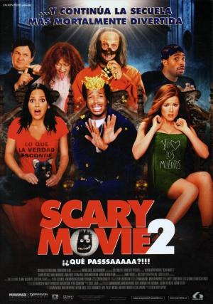 Scary Movie 2 3300x4700