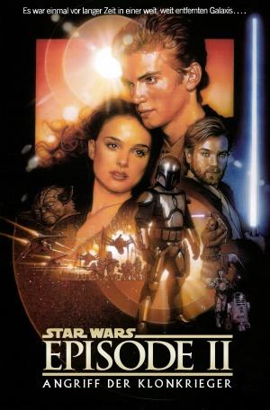 Star Wars: Episodio II - El ataque de los clones 1651x2512