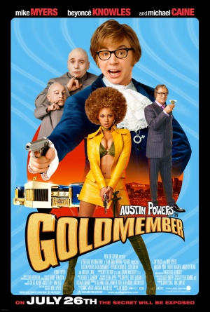 Austin Powers in Goldmember 1349x2000