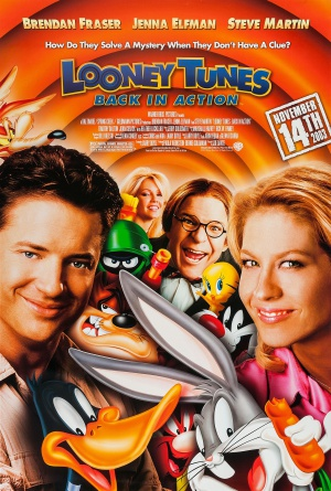 Looney Tunes: Back in Action 2002x2967