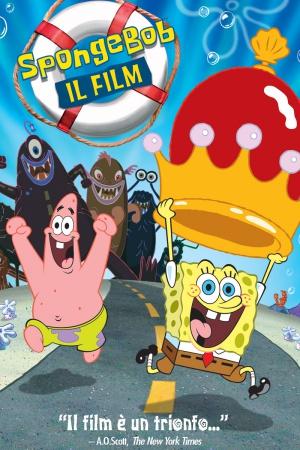 The SpongeBob SquarePants Movie 800x1200