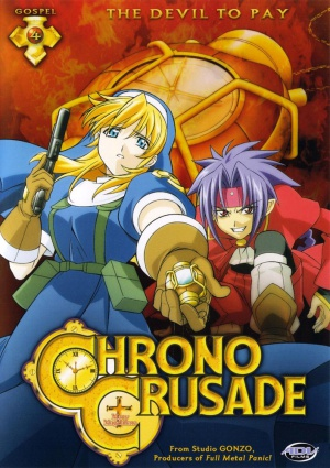 Chrono Crusade 706x1000