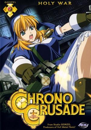 Chrono Crusade 705x1000