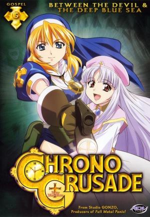 Chrono Crusade 1506x2175