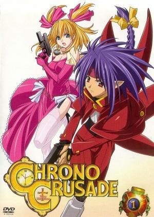Chrono Crusade 1000x1407