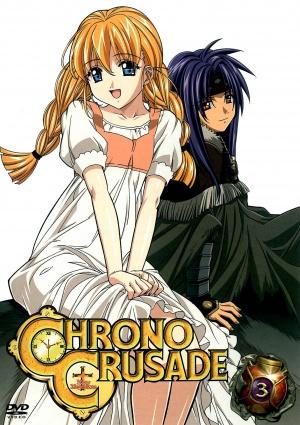 Chrono Crusade 1527x2161