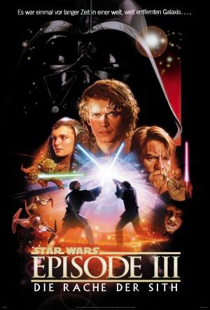Star Wars: Episodio III - La venganza de los Sith 1651x2446