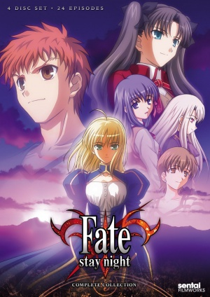 Fate/stay night 906x1280
