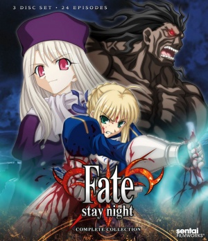 Fate/stay night 954x1106