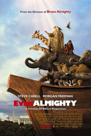 Evan Almighty 748x1109