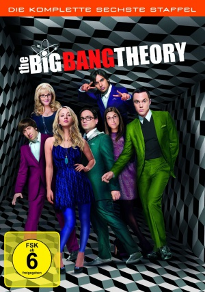 The Big Bang Theory 1053x1500