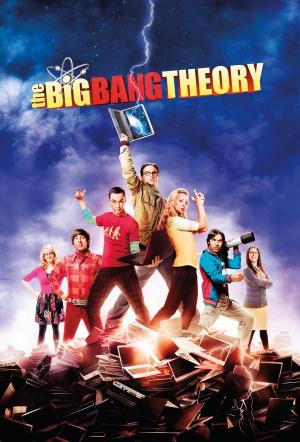 The Big Bang Theory 3392x5000