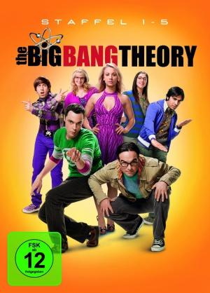 The Big Bang Theory 1076x1500