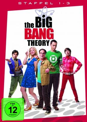 The Big Bang Theory 1064x1500