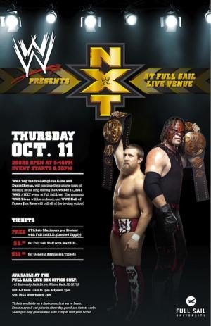 WWE NXT 518x800