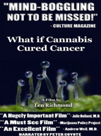What If Cannabis Cured Cancer poster