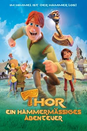 Thor - Ein hammermäßiges Abenteuer 1400x2100