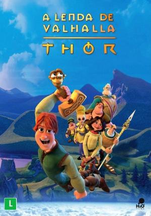 Thor: O Martelo dos Deuses 666x950