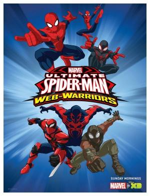 Der ultimative Spider-Man 1068x1400