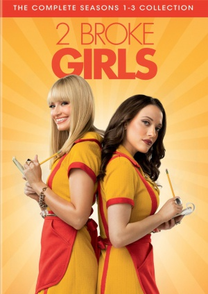 2 Broke Girls 1061x1500