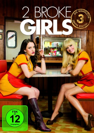 2 Broke Girls 1058x1500