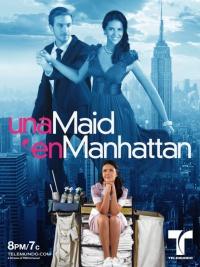 Una Maid en Manhattan poster