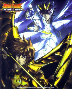 Seinto Seiya: The Lost Canvas - Meio Shinwa 1390x1720