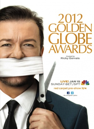 The 69th Annual Golden Globe Awards 580x800