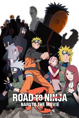 Road to Ninja: Naruto the Movie 1400x2100