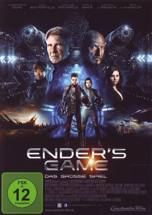 Ender's Game 755x1069