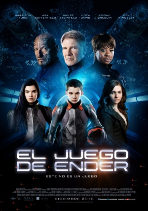 Ender's Game 3315x4724