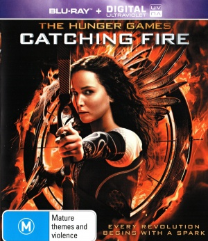 The Hunger Games: Catching Fire 2000x2309
